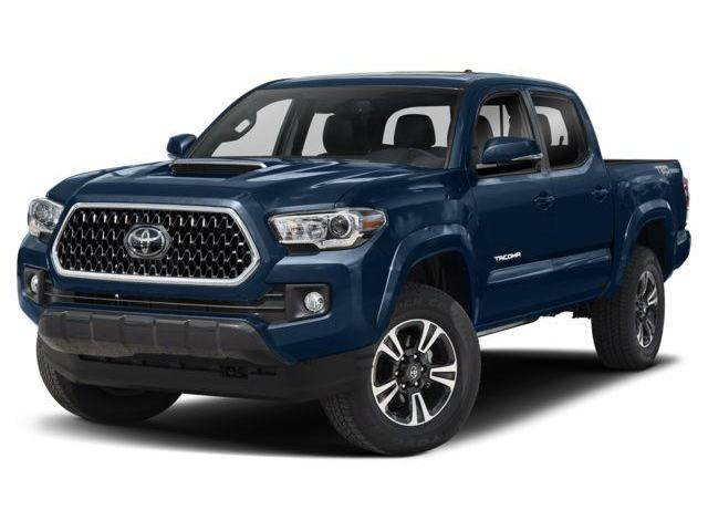 2019 Toyota Tacoma TRD Sport (Stk: 2900337) in Calgary - Image 1 of 9