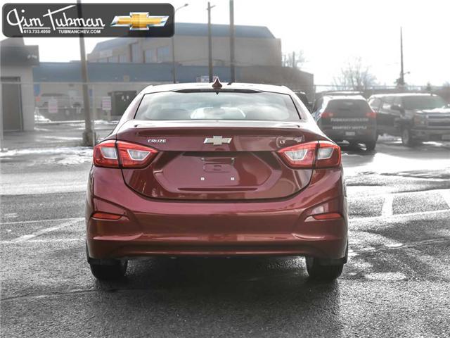 2018 Chevrolet Cruze LT Auto (Stk: 181327) in Ottawa - Image 4 of 21
