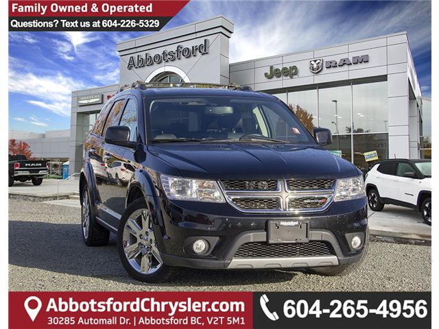 2014 Dodge Journey R/T (Stk: AB0784A) in Abbotsford - Image 1 of 27