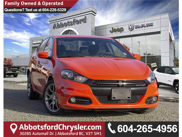 2015 Dodge Dart SXT (Stk: J353187A) in Abbotsford - Image 1 of 24