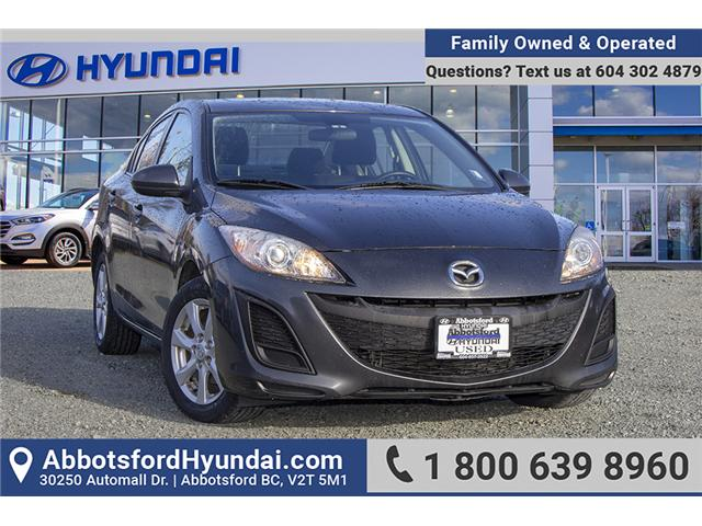2011 Mazda Mazda3 GS (Stk: JF538853A) in Abbotsford - Image 1 of 25