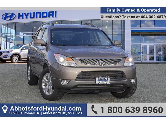2011 Hyundai Veracruz GL Premium (Stk: JF552484A) in Abbotsford - Image 1 of 25