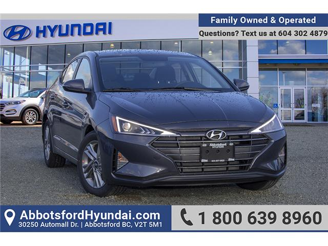 2019 Hyundai Elantra Preferred (Stk: KE805397) in Abbotsford - Image 1 of 27