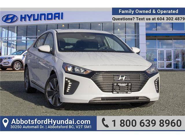 2019 Hyundai Ioniq Hybrid Luxury (Stk: KI124073) in Abbotsford - Image 1 of 25