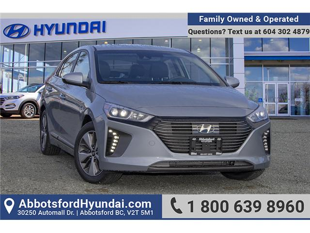 2019 Hyundai Ioniq Plug-In Hybrid Ultimate (Stk: KI126273) in Abbotsford - Image 1 of 27