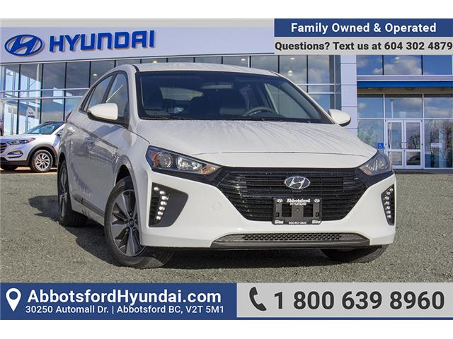 2019 Hyundai Ioniq Plug-In Hybrid Preferred (Stk: KI126642) in Abbotsford - Image 1 of 27