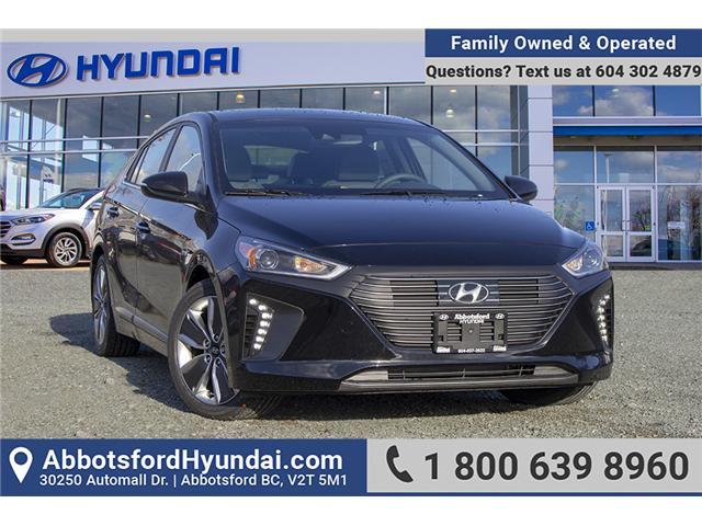 2019 Hyundai Ioniq Hybrid Ultimate (Stk: KI126666) in Abbotsford - Image 1 of 27