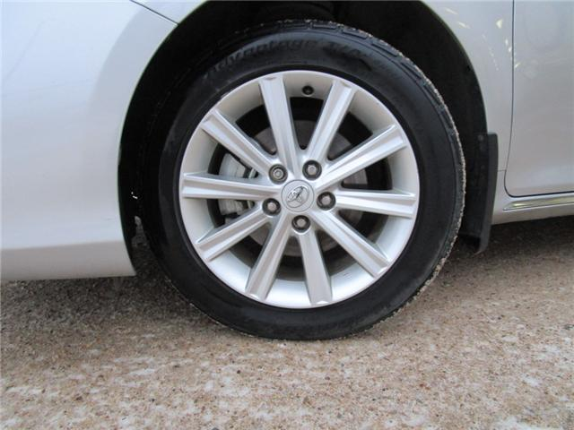 2014 Toyota Camry Hybrid XLE (Stk: 69151) in Moose Jaw - Image 2 of 32
