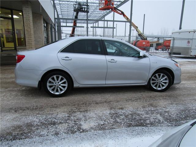 2014 Toyota Camry Hybrid XLE (Stk: 69151) in Moose Jaw - Image 11 of 32
