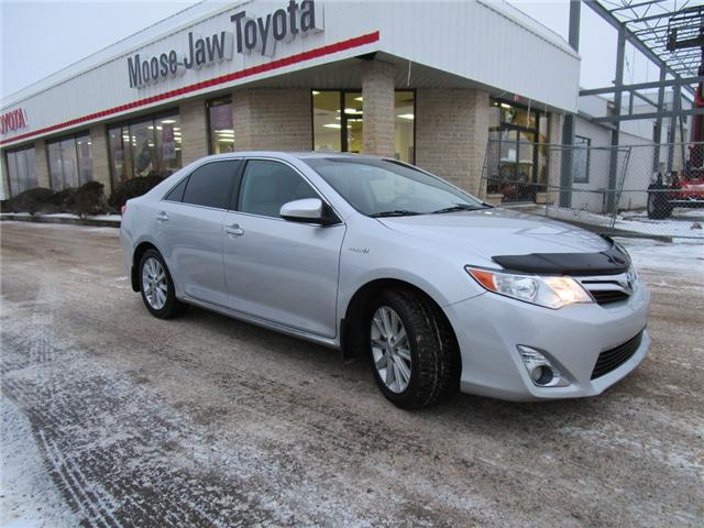 2014 Toyota Camry Hybrid XLE (Stk: 69151) in Moose Jaw - Image 11 of 31