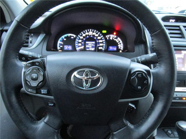 2014 Toyota Camry Hybrid XLE (Stk: 69151) in Moose Jaw - Image 16 of 32