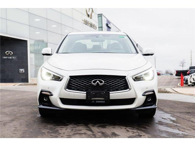 2019 Infiniti Q50 3.0T Sport (Stk: 50542) in Ajax - Image 2 of 30