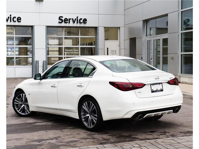 2019 Infiniti Q50 3.0T Sport (Stk: 50542) in Ajax - Image 4 of 30