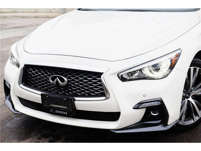 2019 Infiniti Q50 3.0T Sport (Stk: 50542) in Ajax - Image 6 of 30