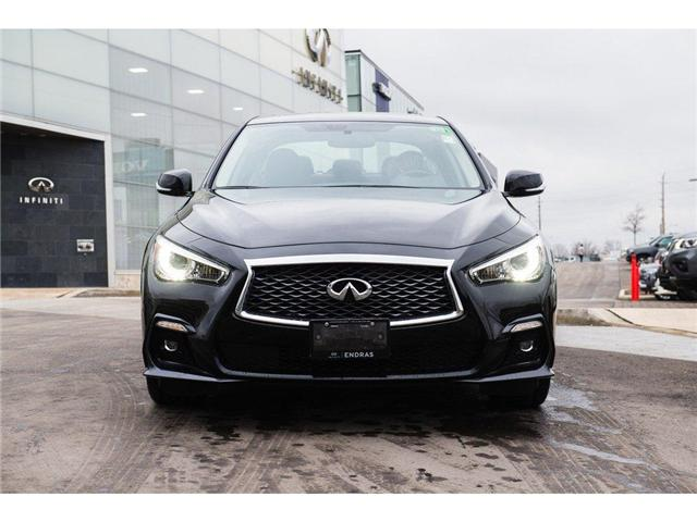 2019 Infiniti Q50 3.0t Signature Edition (Stk: 50553) in Ajax - Image 2 of 28