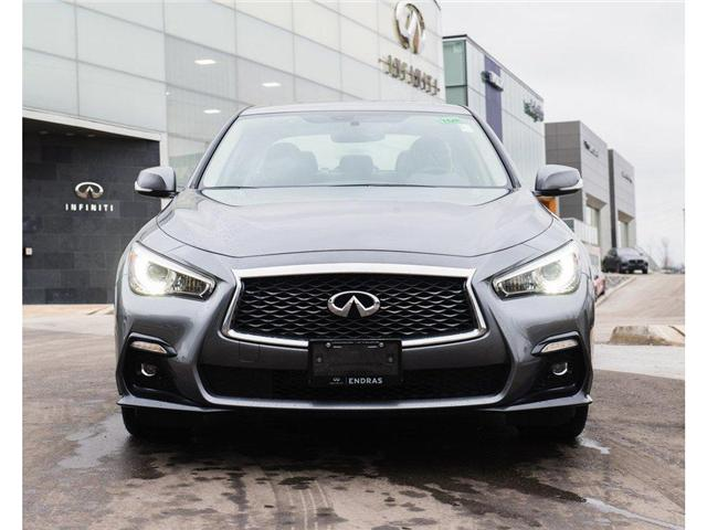 2019 Infiniti Q50 3.0t Signature Edition (Stk: 50552) in Ajax - Image 2 of 26