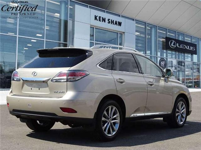 2015 Lexus RX 450h  (Stk: 15778A) in Toronto - Image 5 of 21