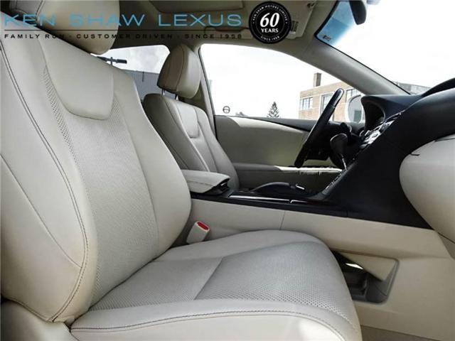 2015 Lexus RX 450h  (Stk: 15778A) in Toronto - Image 10 of 21