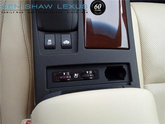 2015 Lexus RX 450h  (Stk: 15778A) in Toronto - Image 18 of 21