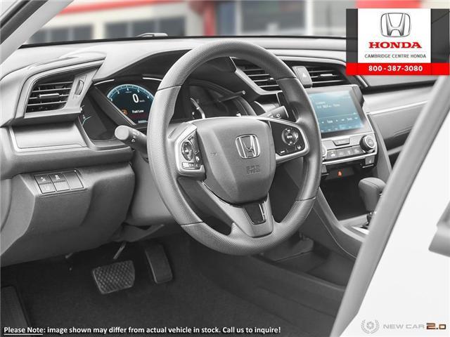 2019 Honda Civic LX (Stk: 19292) in Cambridge - Image 12 of 24