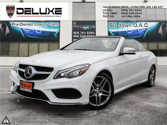 2016 Mercedes-Benz E-Class Base (Stk: D0510) in Concord - Image 1 of 23