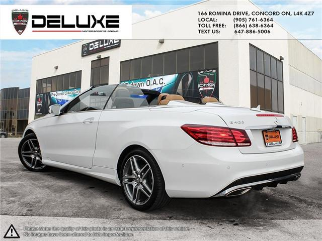 2016 Mercedes-Benz E-Class Base (Stk: D0510) in Concord - Image 4 of 23