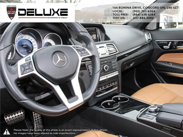 2016 Mercedes-Benz E-Class Base (Stk: D0510) in Concord - Image 13 of 23