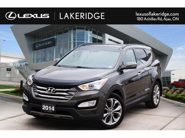 2014 Hyundai Santa Fe Sport SE (Stk: L19101A) in Toronto - Image 1 of 25