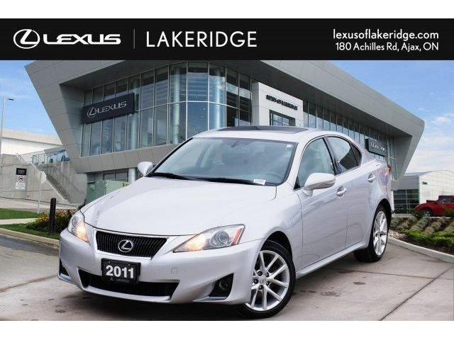 2011 Lexus IS 250 Base (Stk: L19048A) in Toronto - Image 1 of 21