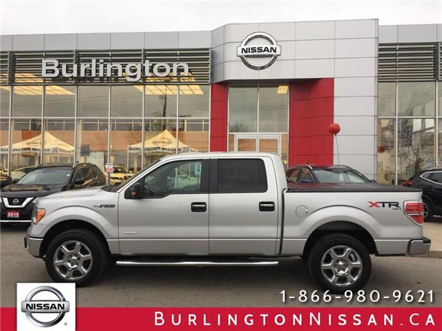 2014 Ford F-150 XLT (Stk: X4353A) in Burlington - Image 1 of 20