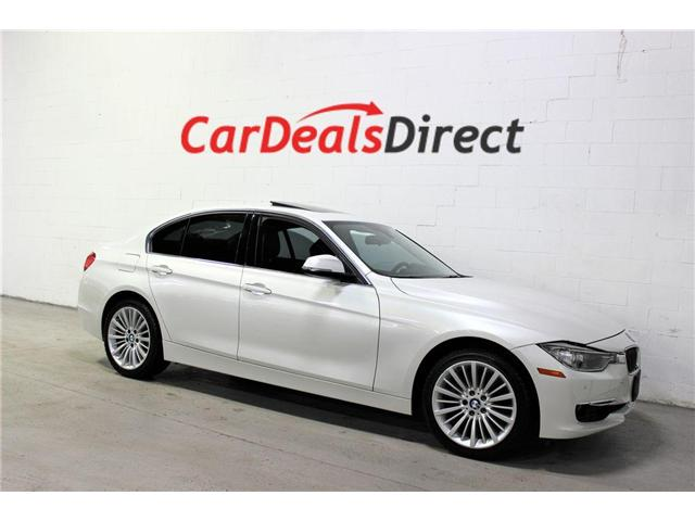 2014 BMW 328i xDrive (Stk: R84657) in Vaughan - Image 1 of 30