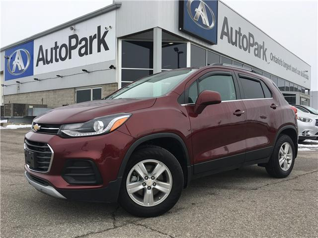 2017 Chevrolet Trax LT (Stk: 17-42990JB) in Barrie - Image 1 of 29