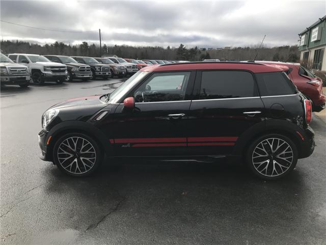 2014 MINI Countryman John Cooper Works (Stk: 10207) in Lower Sackville - Image 2 of 13