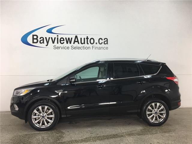 2017 Ford Escape Titanium (Stk: 33933J) in Belleville - Image 1 of 30