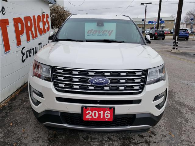 2016 Ford Explorer Limited (Stk: 18-572) in Oshawa - Image 2 of 21