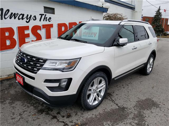 2016 Ford Explorer Limited (Stk: 18-572) in Oshawa - Image 3 of 21