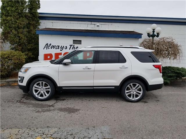 2016 Ford Explorer Limited (Stk: 18-572) in Oshawa - Image 4 of 21