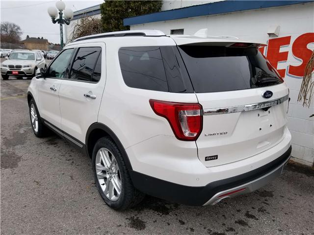2016 Ford Explorer Limited (Stk: 18-572) in Oshawa - Image 5 of 21
