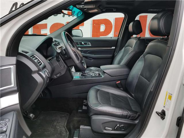 2016 Ford Explorer Limited (Stk: 18-572) in Oshawa - Image 9 of 21