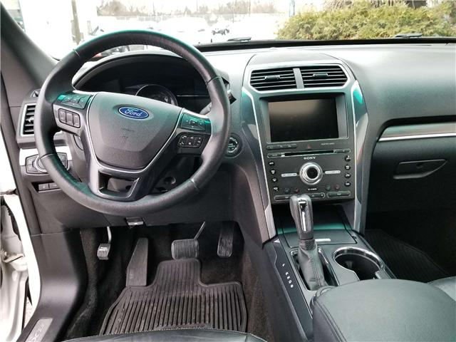 2016 Ford Explorer Limited (Stk: 18-572) in Oshawa - Image 11 of 21
