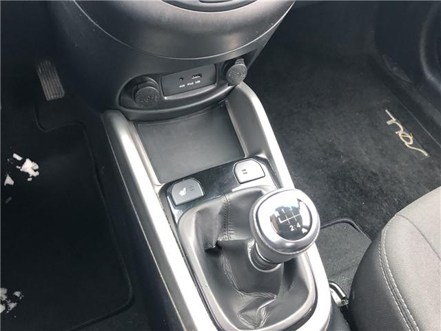 2012 Kia Soul 2.0L 2u (Stk: ) in Ottawa - Image 4 of 14