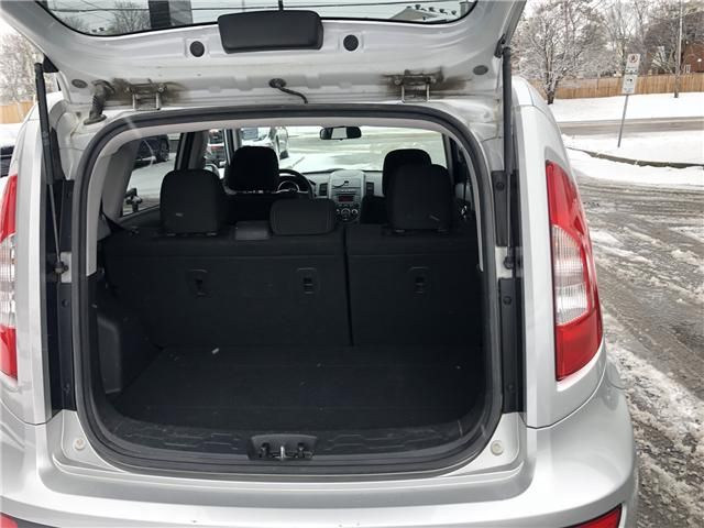 2012 Kia Soul 2.0L 2u (Stk: ) in Ottawa - Image 14 of 14