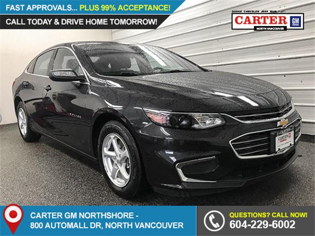 2018 Chevrolet Malibu 1LS (Stk: 8M75170) in North Vancouver - Image 1 of 12