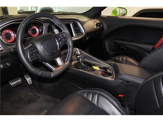 2017 Dodge Challenger SRT Hellcat (Stk: 170864) in Medicine Hat - Image 12 of 22