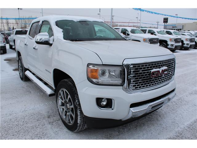 2019 GMC Canyon Denali (Stk: 170343) in Medicine Hat - Image 1 of 7