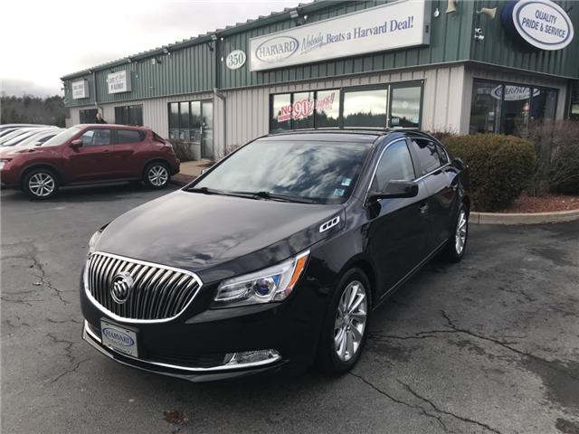 2014 Buick LaCrosse Base (Stk: 10125A) in Lower Sackville - Image 1 of 20