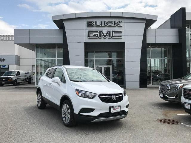 2018 Buick Encore Preferred (Stk: 8K28000) in North Vancouver - Image 2 of 7