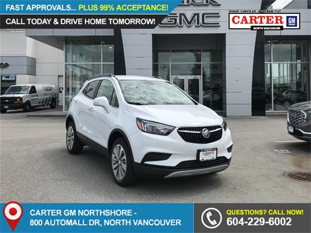 2018 Buick Encore Preferred (Stk: 8K28000) in North Vancouver - Image 1 of 7