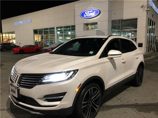2017 Lincoln MKC Reserve (Stk: OP17247) in Vancouver - Image 1 of 22
