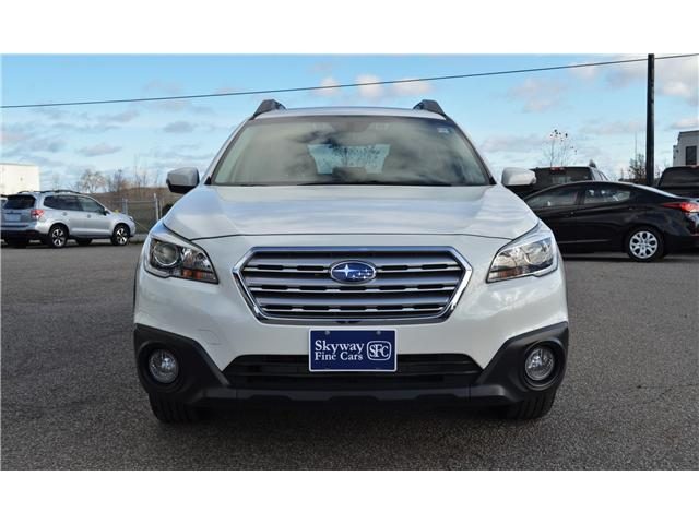 2017 Subaru Outback 3.6R Limited (Stk: Z1420) in St.Catharines - Image 1 of 12